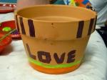 LOVE pot