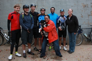 First Annual Roundabout Century Benefit Ride  for Calvary Women's Services